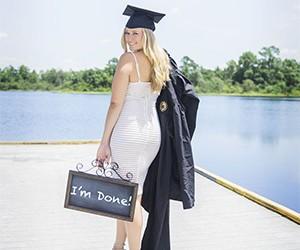 Traci's UCF Graduation | Orlando, FL